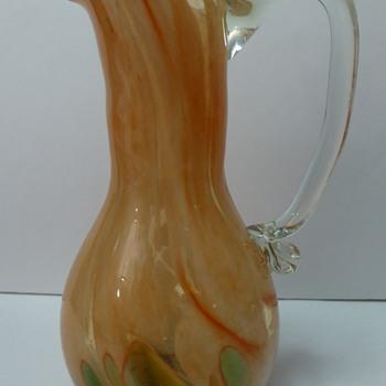 Mtarfa Glass Jug