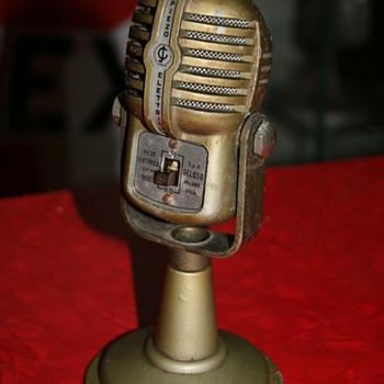 microphone geloso piezo elettrico