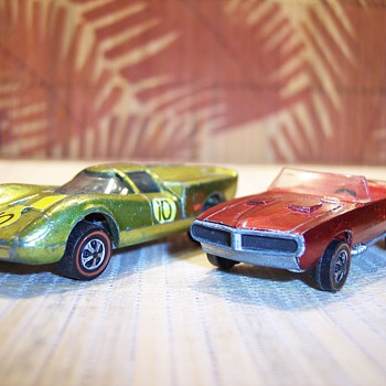 Hot Wheels - Model Cars