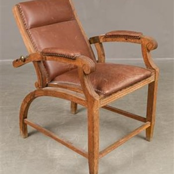 Scandinavian Arts and Crafts Chair - Furniture