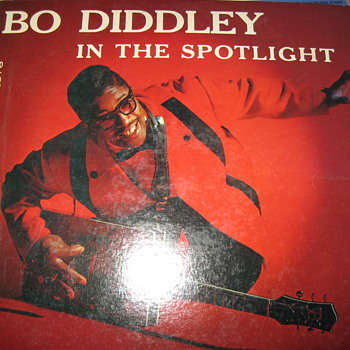 Bo Diddley........................