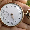 Junghans pocket watch