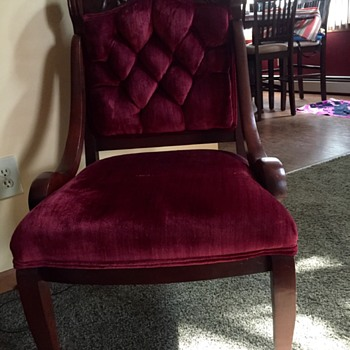 Name that chair. - Furniture
