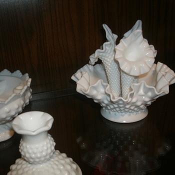 Glassware, Ruby, Fenton, etc. - Glassware