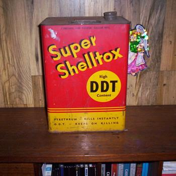 Shell tin