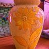 Sand Majolica Vase Mystery