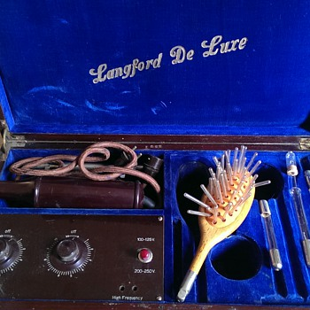 early electric hair tool ?