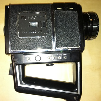 GAF SS 250 XL Super-8 Camera - Cameras
