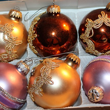 CHRISTMAS ORNAMENTS  - Christmas