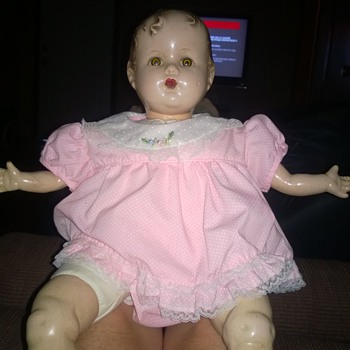 1930's doll