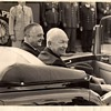 President Eisenhower in Paris 1959