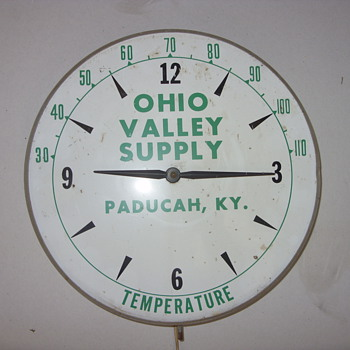 ohio valley time and temp