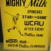 Abbotts Dairy , Abbott's Dairy , Mighty Milk , Philadelphia sports , Phillies