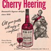 1954 Cherry Heering Advertisement
