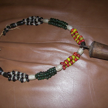 Old American Indian necklace