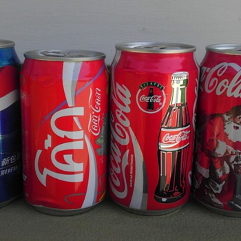 Lot of Coca-Cola items 2
