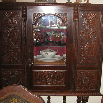 Mahogany Dining Room Furniture - Furniture