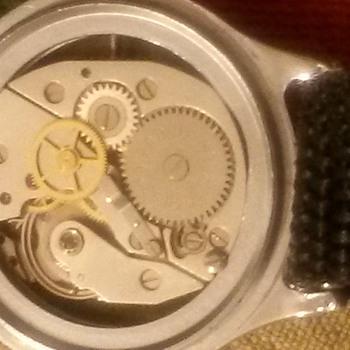 Elgin 24 Hr watch - Wristwatches