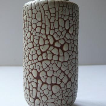 Albert Kiessling - Snakeskin vase - Pottery