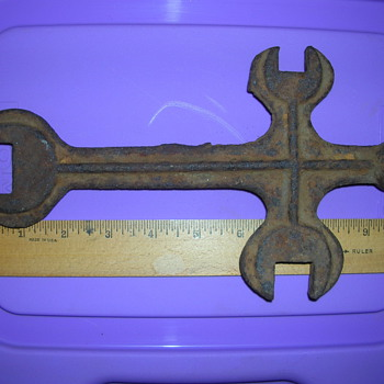 Antique Tool - Tools and Hardware