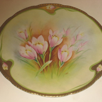 Prussian Charger/Plate - China and Dinnerware