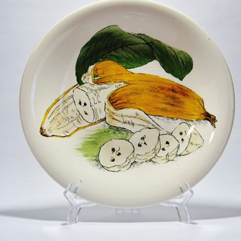 CLARICE CLIFF -ENGLAND - Art Pottery
