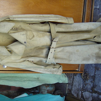 wold war 2 dispatch riders coat