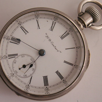 "Seth Thomas ""20th Century"" - Pocket Watches"
