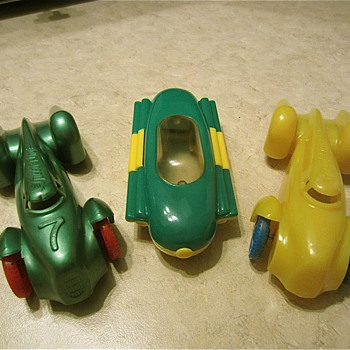 Space Age Toys Of The 1950s, Renwal and Wannatoys Brands.