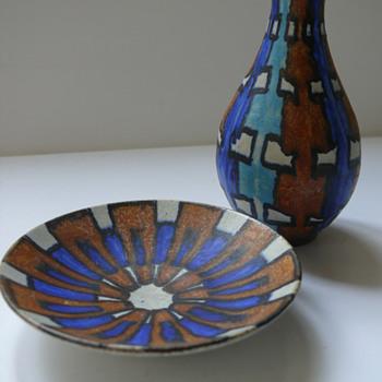 annemarie & werner schmidt-tummeley - juist - Art Pottery