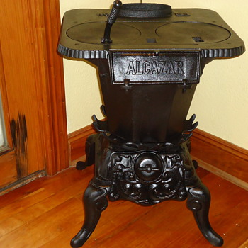 alcazar stove  - Kitchen