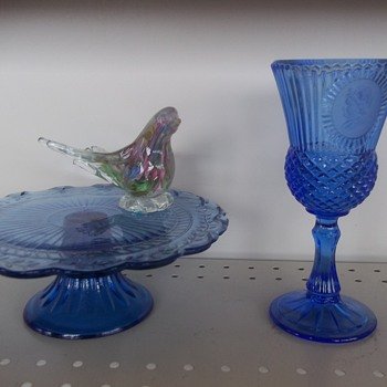 Can You ID The Glass, Martha Washington, or Betsy Ross?