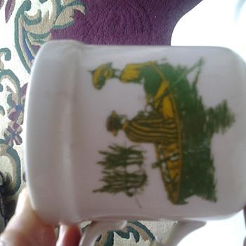 1977 mcdonalds mustache mug