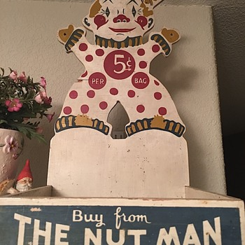 The Nut Man - Advertising