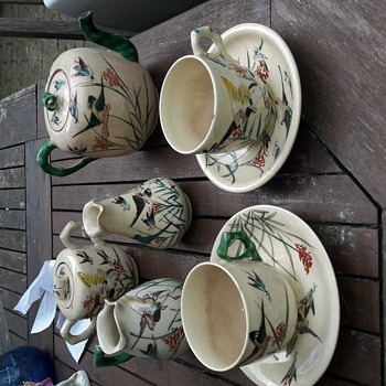 Small Chinese tea set