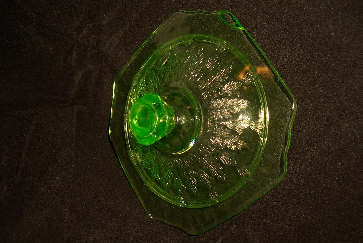 uranium glass how to tell
