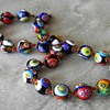 Vintage Millefiore Beads