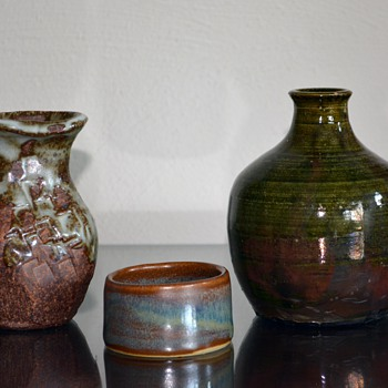 Little Pottery Treasures  - Art Pottery