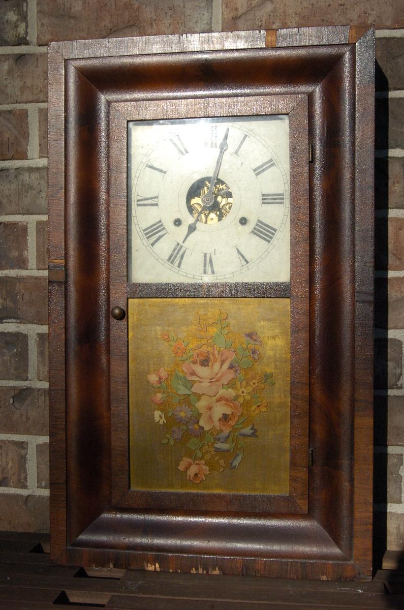 Seth Thomas Wall Clock Collectors Weekly