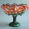 Welz Knuckle vase/bowl with Honeycomb decor
