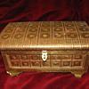 Air India Brass Cassette Box