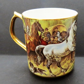 Fenton China Company - English Fine Bone China - Mug - China and Dinnerware