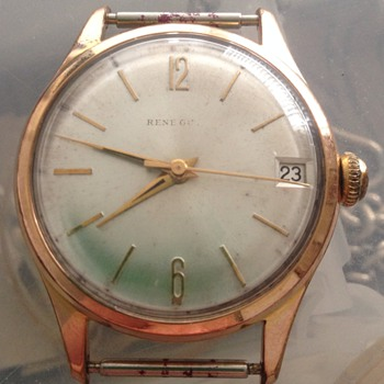 Vintage Swiss Movement Wristwatch Please Help Me ID - Wristwatches