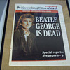 George Harrison newspaper-2001
