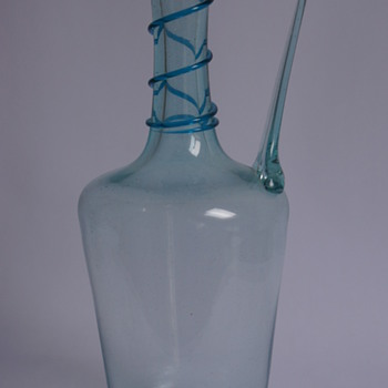 Reproduction Roman Jug - Art Glass
