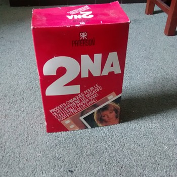 Patterson 2NA Two Bath no additve colour neg and print processing chemicals. November 1985 unused, sealed and boxed