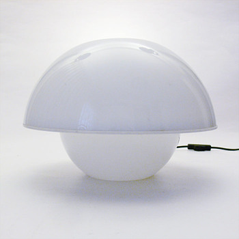 SETA (mushroom) lamp. Andr Ricard (Metalarte, 1975) - Lamps