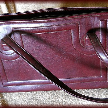 "My Mom's Old Vintage Purse --  made by "" JR Canada """