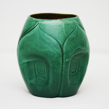 Brannam Pottery Vases (England), 1930's - Pottery