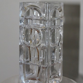 "Peill and Putzler ""Hellas"" Vase - Art Glass"